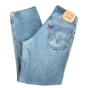 Vintage levis 550 High Waist Tapered Jeans Sz32